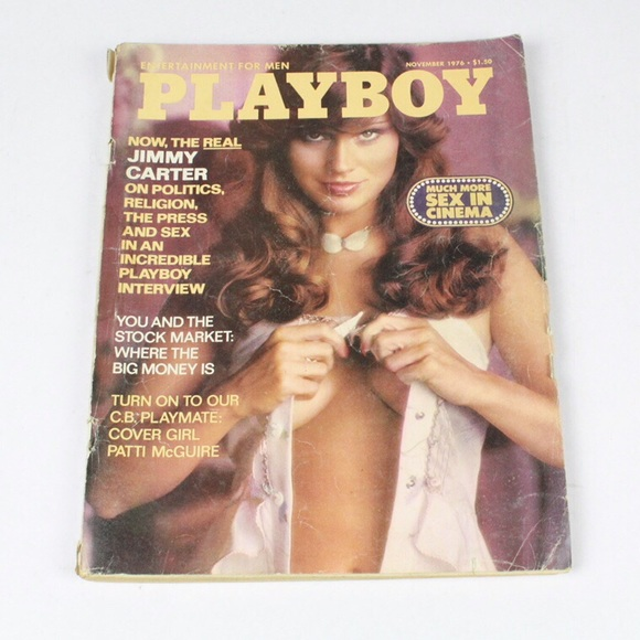 Vintage Playboy Magazine November 1976 Collectible
